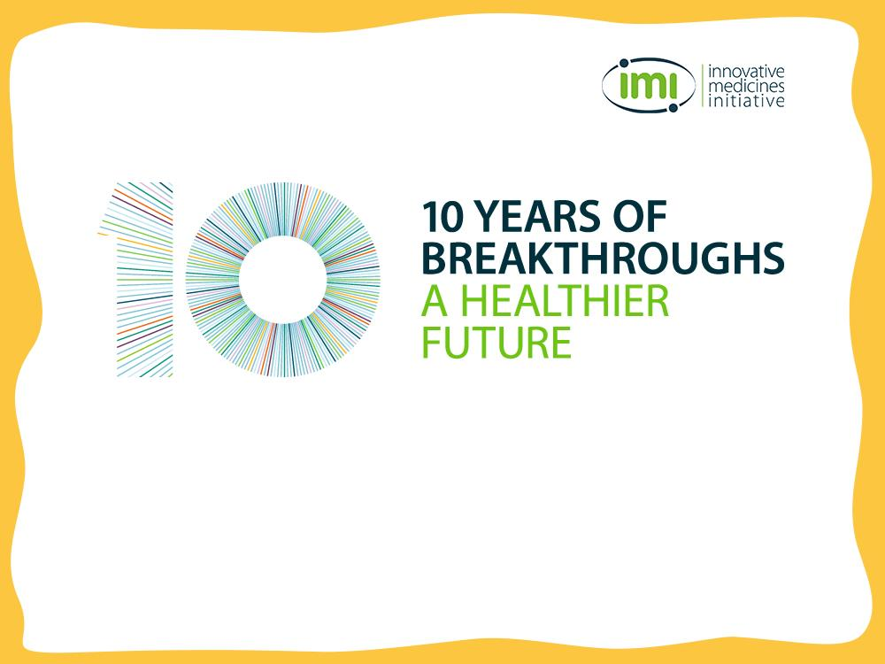 IMI 10th anniversary scientific symposium - 22-23 October, Brussels