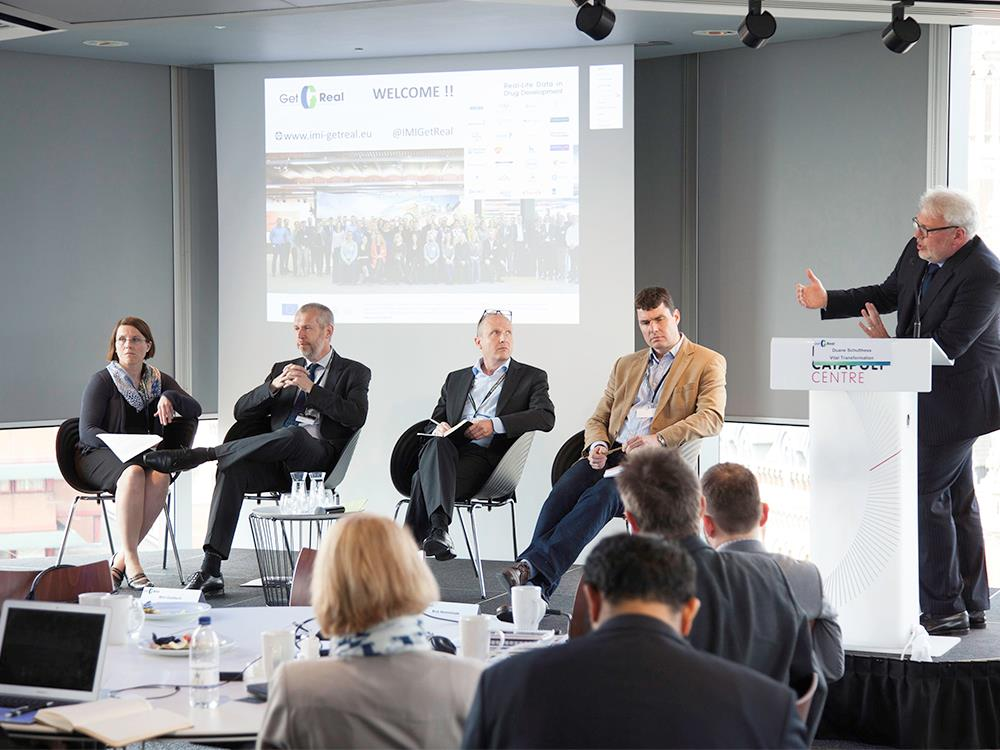 Report panel discussion GetReal Stakeholder Conference - 17 June 2016, London